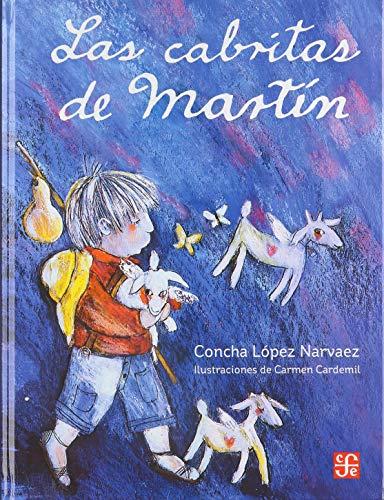 Las cabritas de Martín (Spanish Edition): López Narváez Concha