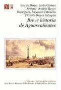 9789681645403: Breve historia de Aguascalientes (Serie Breves Historias de los Estados de la Republica Mexicana) (Spanish Edition)