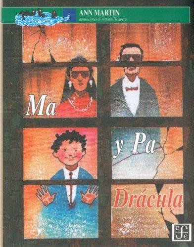 9789681645434: Ma y Pa Drácula (A la Orilla del Viento) (Spanish Edition)