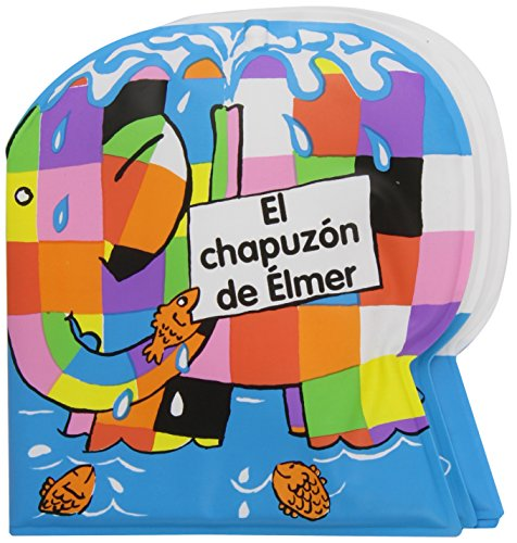 9789681646387: El Chapuzon de Elmer