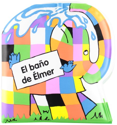 9789681646394: El baño de Élmer
