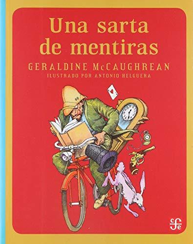 9789681648688: Una sarta de mentiras (A la Orilla del Viento) (Spanish Edition)