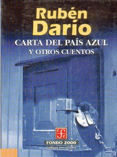 9789681650483: Cartas del pais azul (Fondo 2000 Series)