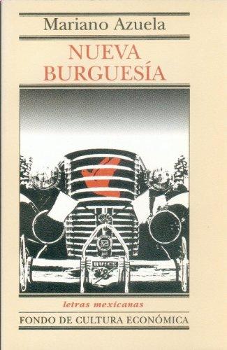 9789681651657: Nueva burguesía (Filosofa) (Spanish Edition)