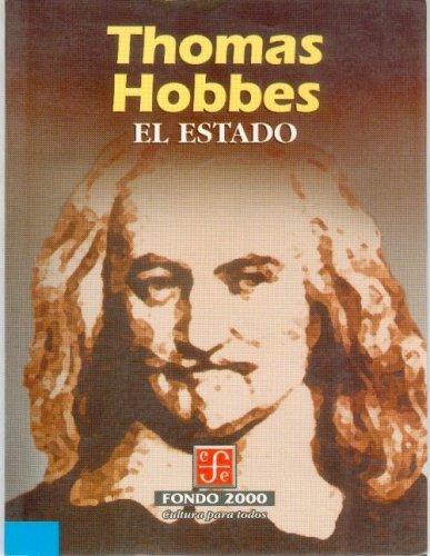 9789681653101: El Estado (Literatura) (Spanish Edition)