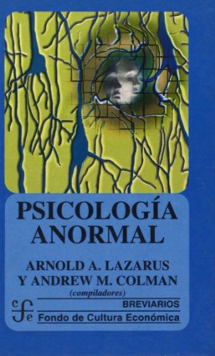 9789681653699: Psicología anormal (Spanish Edition)