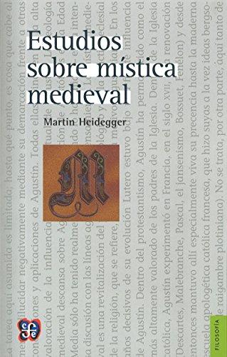 9789681654269: Estudios sobre mística medieval (Filosofía)