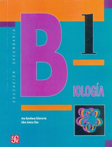 9789681656614: Biología, 1 (Libros de Texto) (Spanish Edition)