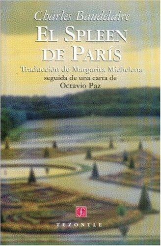 9789681656737: El Spleen de París (Spanish Edition)