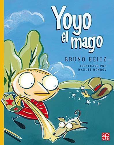 Yoyo el Mago (Paperback): Bruno Heitz