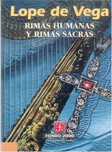 Rimas humanas y rimas sacras (Literatura) (Spanish: de, Vega Lope
