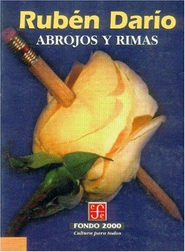 Abrojos y Rimas (Spanish Edition): Rubén, Darío