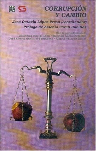 9789681658793: Corrupción y cambio (Literatura) (Spanish Edition)