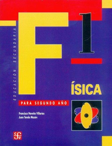 9789681660345: Física, 1. Para segundo año (Libros de Texto) (Spanish Edition)