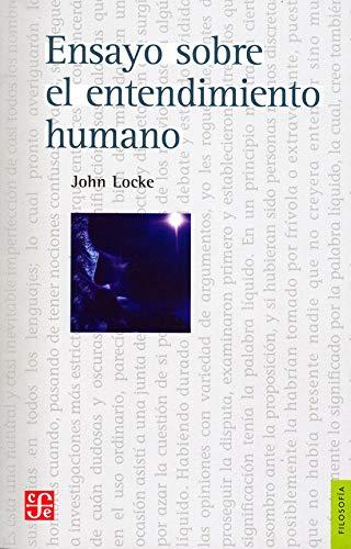9789681660420: Ensayo Sobre El Entendimiento Humano (Historia) (Filosofia)