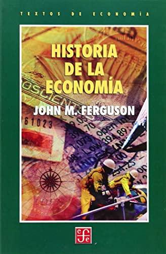 Historia de la economía: Ferguson, John Maxwell