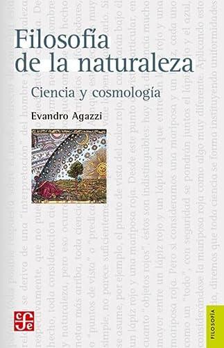 9789681661793: Filosofía de la naturaleza. Ciencia y cosmología (Spanish Edition)