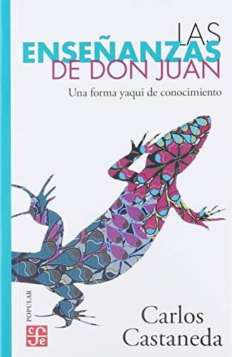 9789681662356 Las Ensenanzas De Don Juan Una Forma Yaqui De Conocimiento Popular Abebooks Castaneda Carlos 9681662350