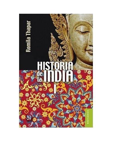 9789681662394: Historia de la India I