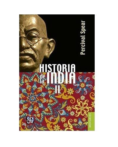9789681662745: Historia de la India II