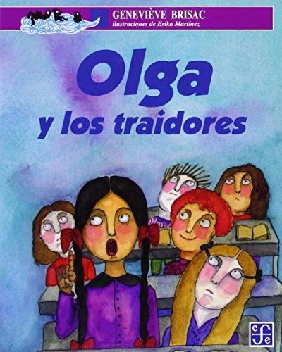 9789681662981: Olga y los traidores (Spanish Edition)