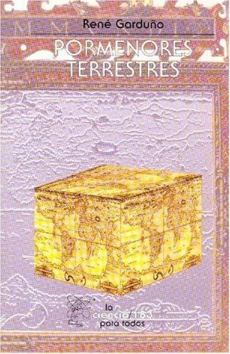 Pormenores terrestres (Economa) (Spanish Edition): René, Garduño