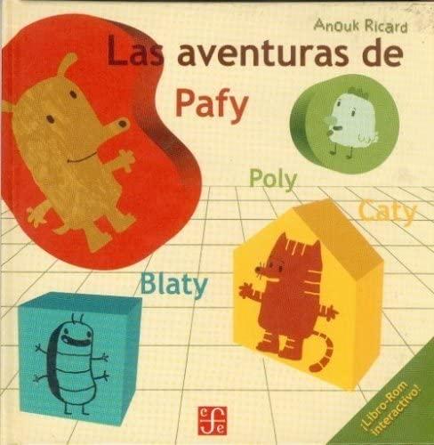9789681663179: Las aventuras de Pafy, Poly, Caty y Blaty (Spanish Edition)