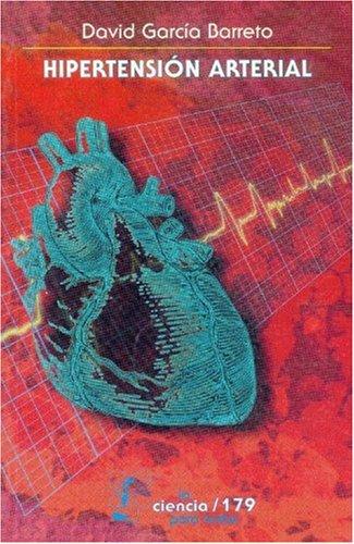 9789681663315: Hipertensión arterial (La ciencia para todos)