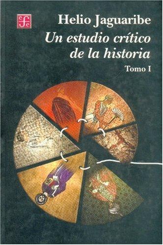 Un estudio crítico de la historia Vol.: Jaguaribe, Helio