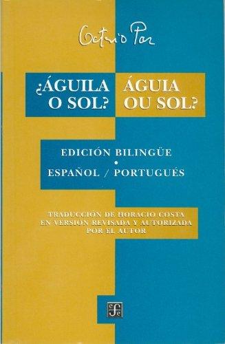 9789681664268: ¿Águila o sol? Águi ou sol?. Edición bilingüe español-portugués (Seccion de Obras de Ciencia y Tecnologia) (Spanish Edition)