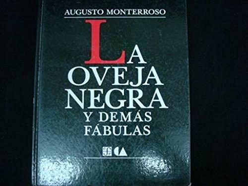 9789681665036: La oveja negra y demás fábulas (Spanish Edition)