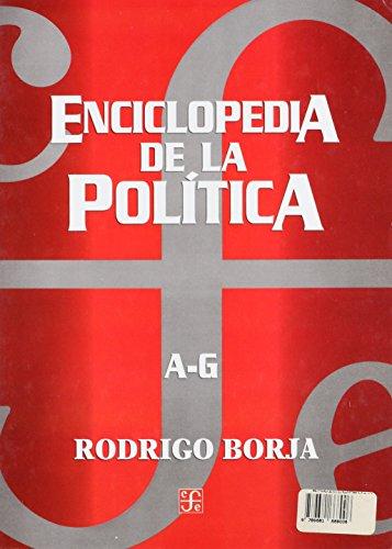 9789681668006: Enciclopedia de la politica A-Z (Spanish Edition)