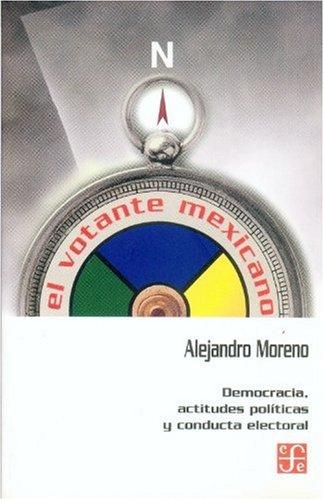 9789681668945: El votante mexicano. Democracia, actitudes políticas y conducta electoral (Poltica) (Spanish Edition)