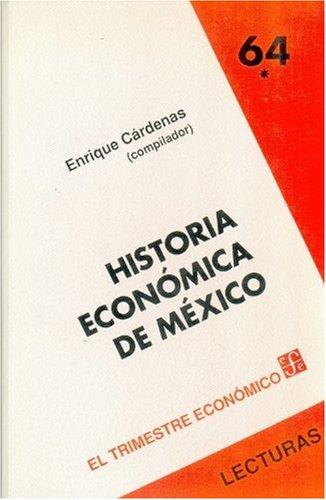 9789681670306: Historia económica de México, I (Lecturas) (Spanish Edition)