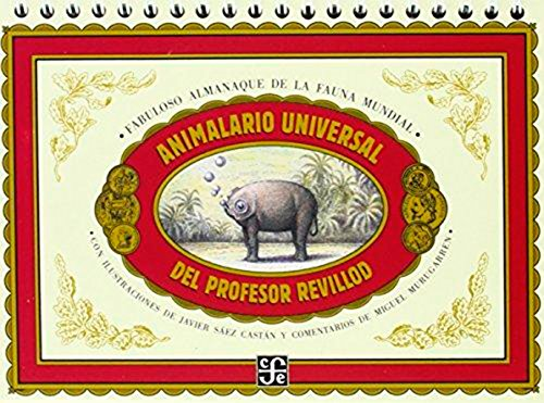 Animalario universal del profesor revillod (almanaque ilustrado de lafauna mundial): Murugarren, ...