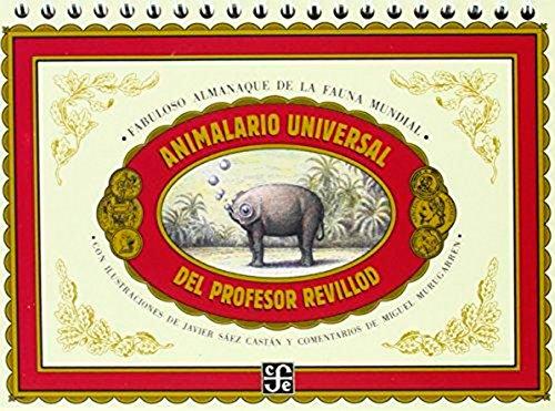 Animalario universal del profesor Revillod. Almanaque ilustrado: Miguel, Murugarren