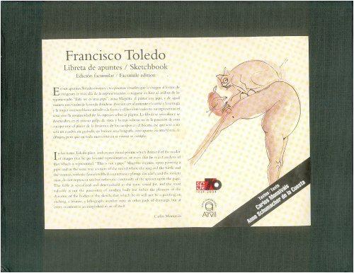 Libreta de apuntes/Sketchbook-Edición facsimilar: Toledo, Francisco
