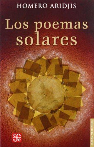 9789681672010: POEMAS SOLARES, LOS
