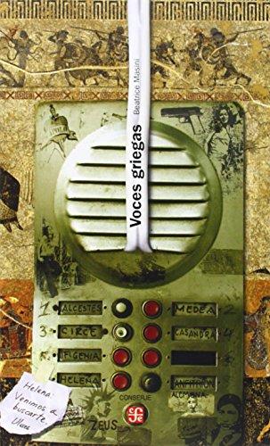 9789681673345: Voces griegas