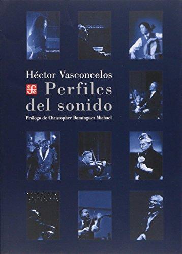 9789681673550: Perfiles del sonido (Spanish Edition)