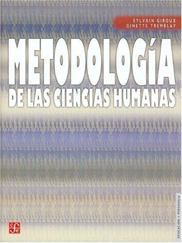 METODOLOGIA DE LAS CIENCIAS: Giroux, Sylvain