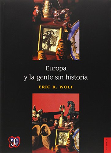 9789681675110: Europa y la gente sin historia