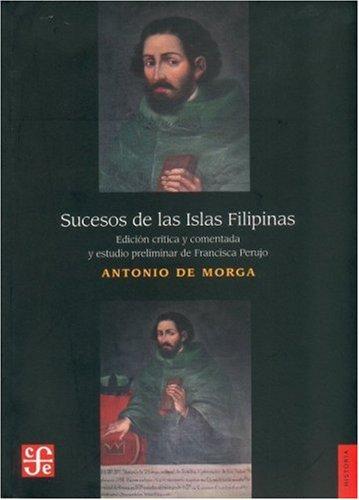 9789681675455: Sucesos de las Islas Filipinas (Literatura) (Spanish Edition)