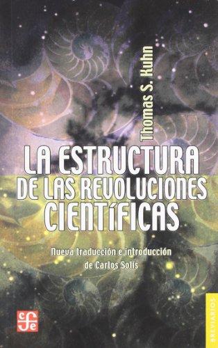 9789681675998: La estructura de las revoluciones cient�ficas (Breviarios) (Spanish Edition)
