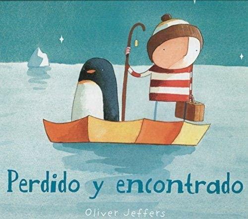 Perdido y encontrado (Spanish Edition): Jeffers Oliver