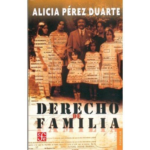 9789681678319: Derecho de Familia (Popular)