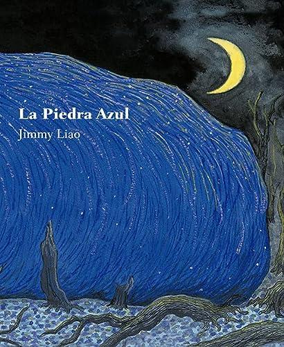 9789681681234: LA PIEDRA AZUL (Los Especiales a La Orilla Del Viento)