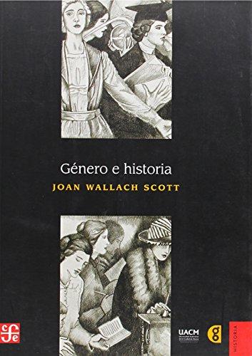 9789681684983: Genero E Historia