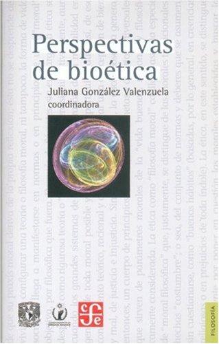 9789681685461: Perspectivas de bioetica (Filosofia)