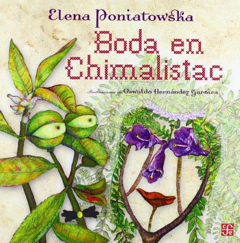 9789681685638: Boda en Chimalistac (Especiales de a la Orilla del Viento) (Spanish Edition)
